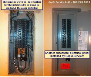 electrical panel vs fuse box the difference plumbers Pull Out Fuse Box to Breaker Box
