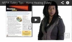 space heater safety, fire safety tips