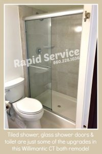 bath-remodel-tile-shower-glass-doors-toilet-willimantic-ct-plumber-plumbing