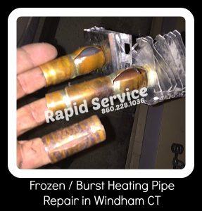 frozen-pipe-burst-windham-ct-plumber-heating-emergency-repair