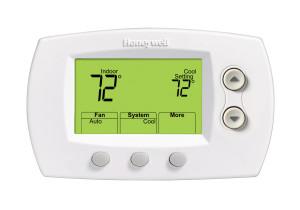 Honeywell FocusPRO Thermostat