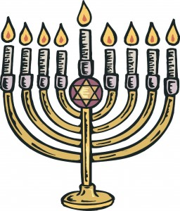 menorah-holiday-electrical-safety-tips