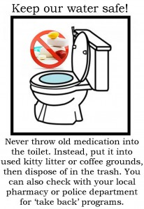 what-not-to-flush-in-toilet-wipes-medication-food