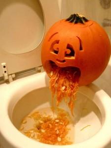 pumpkin-guts-clogged-toilet-drains
