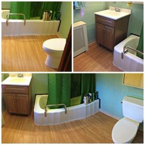 toilet, sink, vanity, floor, replacement, repair, water damage, bath remodel