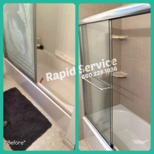 tub-shower-tile-glass-doors-shelves-installation-before-after-photo-coventry-ct